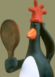Evil penguin wallace and gromit - photo#1
