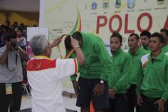 CONGRATULATION!! SUMATRA UTARA for the bronze medal