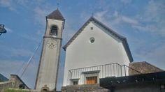 Chiesa di Sant'Osvaldo (Avausa - Carnia - Friuli VG)