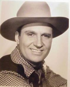 Gene Autry.. Oklahoma's Singing Cowboy.. His first gig was as Tulsa's KVOO