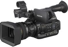 JUST ANNOUNCED: Sony PXW-X200 XDCAM Camcorder | Adorama.com | #video #record #camcorder