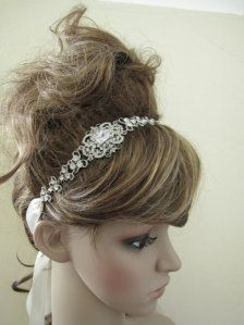 Bridal Hair Accessories: Bobby Pins, Flowers, Headbands - Etsy