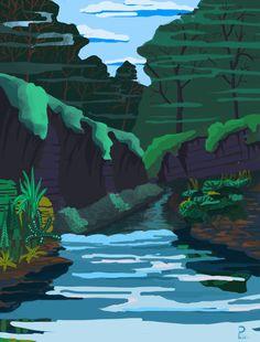 Wonderful forest