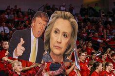 Trump's America vs. Hillary's America - The Atlantic