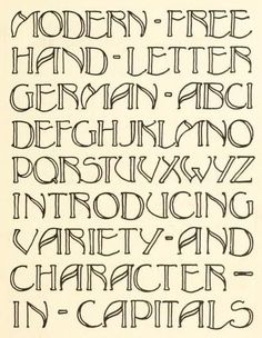 pushing the envelopes: public domain lettering books