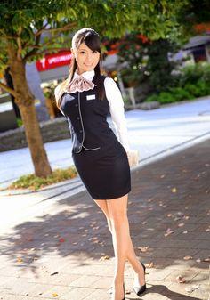 働く女のエロ画像 スーツや制服姿の200枚 エロ画像すももちゃんねる
