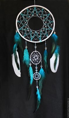 ru pic i wish orig 008 329 Indian Arts And Crafts, Diy And Crafts, Los Dreamcatchers, Beautiful Dream Catchers, Dream Catcher Mobile, Crochet Dreamcatcher, Diy Accessoires, Bild Tattoos, Creation Deco