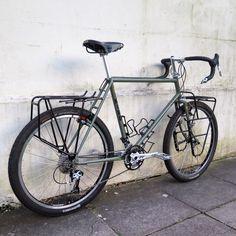 The drop bar expedition bike - Kibo Dirt Drop