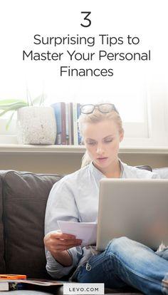 Personal finances. You can start saving money (even with student loan payments)!