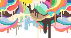 Dripping Ice Cream