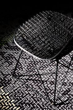 Moooi Fata Morgana Chair by Marcel Wanders