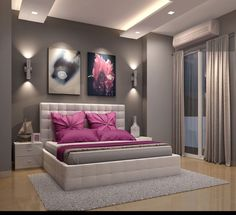 Free Design consultation from our Interior Designers. Modern Luxury Bedroom, Bedroom Furniture Design, Modern Bedroom Design, Bed Furniture Design, Modern Bedroom Interior, Interior Design Bedroom, Room Design Bedroom, Bedroom False Ceiling Design, Ceiling Design Bedroom