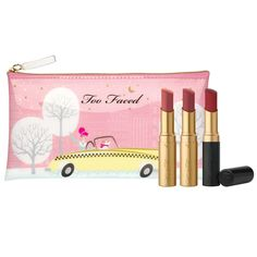Too Faced 2016 Christmas Collection: Park Avenue Kisses