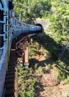 Indian Railways Train 1VK to Jagdalpur, Chhattisgarh