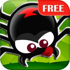 Greedy Spider App Game  #Greedy Spider Game