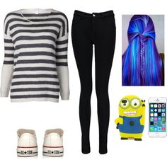 Untitled #360 by mustachemaniac03 on Polyvore featuring polyvore fashion style Massimo Alba Boohoo Converse