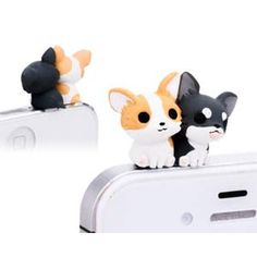cute doggies for my phone, yes please!