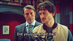 """For Everyone Who Has A """"Thing"""" For Hannibal And Will Graham"""
