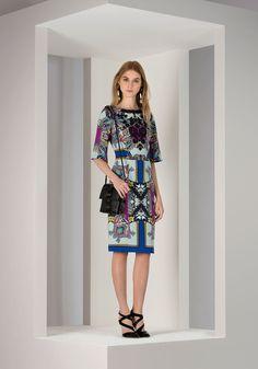 Etro Pre-Fall 2015 Fashion Show