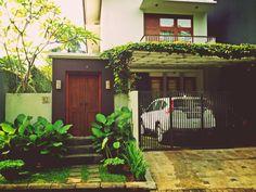 My tropical house in bogor