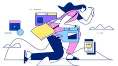Get a Firefox Account – Keep your data private, safe and synced Illustration Example, Flat Illustration, Illustrations, Pocket App, Life Online, Fast Internet, Ios, Animal Activities, Text Me