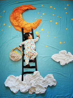 Amazing photos captured by a mother of three boys show fun adventures and wonderful dreams of a sleeping baby. Photos by Sioin Queenie Liao  California based artist Sio...