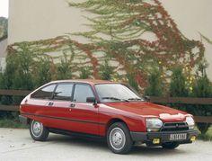 Citroën GSA X3 (1985)