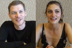 'The Originals' Interview: Joseph Morgan and Phoebe Tonkin Tease Season 2 Behind the Compound Walls