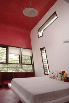 Kids Bedroom with soft toys design by InFORM Architects, Architect in Bangalore, Karnataka, India