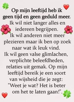 Time Quotes, Words Quotes, Partnership Quotes, Meaningful Quotes, Inspirational Quotes, Dutch Quotes, True Words, Beautiful Words, Life Lessons