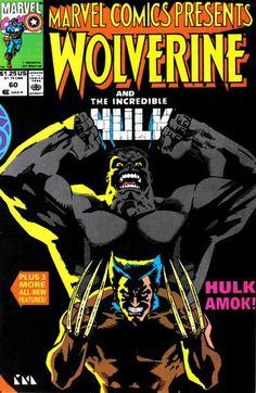 Marvel Comics Presents # 60 by Kieron Dwyer