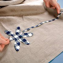 Como hacer cortinas paso a paso ~ Solountip.com Sewing Tutorials, Sewing Projects, Rideaux Design, Window Dressings, Home Accessories, Decoupage, Patches, Shabby Chic, Curtains