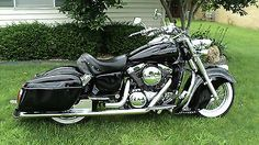 Kawasaki : Vulcan 2002 Kawasaki Vulcan Drifter 1500 motorcycle, 0