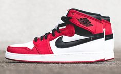 """Air Jordan 1 KO """"Chicago"""" Release Date http://nicek.is/1dHWnGC"""