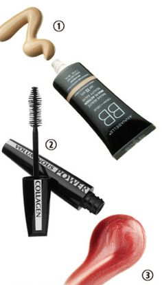 Watch step-by-step makeovers