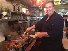 Rocco's Cafe in San Francisco was visited by Mystery Diners. http://www.examiner.com/article/mystery-diners-helps-out-rocco-s-cafe-san-francisco-calif