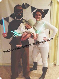 Star Wars: Chewbacca-1 - Princess Leah-1 - Yoda-1