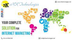 Web Marketing / E-Marketing  www.nktechnologies.net