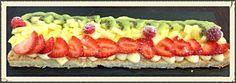Tarta de fruta fresca. Fresh fruit cake. #giuliettacafe