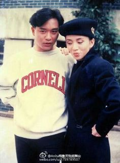 Who's favourite sweat shirt? Anita Mui, Leslie Cheung, Sweat Shirt, Hong Kong, The Incredibles, Singer, Actresses, Female Actresses, Singers