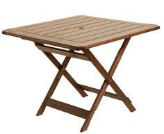 Mesa plegable lateral mesas casa y home depot - Mesas plegables exterior ...