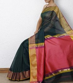 Maheshwari Gym Bag, Sari, Classic, Fashion, Saree, Derby, Moda, Fashion Styles, Classic Books