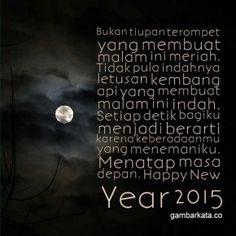Gambar Kata Kata Ucapan Selamat Tahun Baru 2015