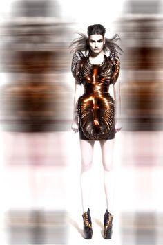 Iris Van Harper. Synesthesia.