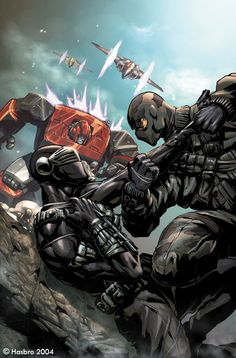 Transformers/G.I. Joe #3
