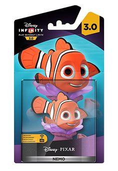 Figurine 'Disney Infinity 3.0' - Le Monde de Dory : Némo