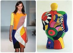 40 Best Fashion Inspired By Art Images Fashion Style Inspiration Yves Saint Laurent Couture