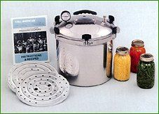 Steam Canners, Microwave Canning, Oven Canning and Other Methods That Are Not Recommended