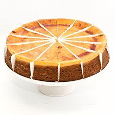Cheesecake, Pecan cheesecake and Caramel pecan on Pinterest
