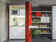 Archiproducts Design Awards Best of Category 2016 Kitchen Box, Living Room Kitchen, Living Rooms, Folding Doors, Design Competitions, Design Awards, Interior Design Kitchen, Kitchen Furniture, Bathroom Medicine Cabinet